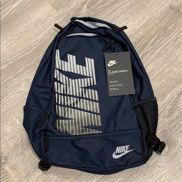 Nike Classic North Backpack Navy